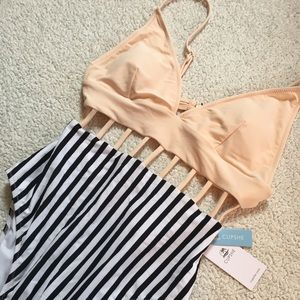 NWT Cupshe One Piece suit